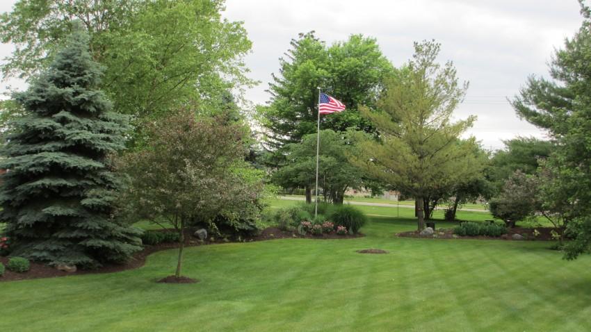 Indianapolis Flagpole